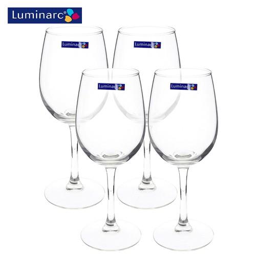 Bộ 4 ly vang thủy tinh Luminarc World Wine 580ml G5981