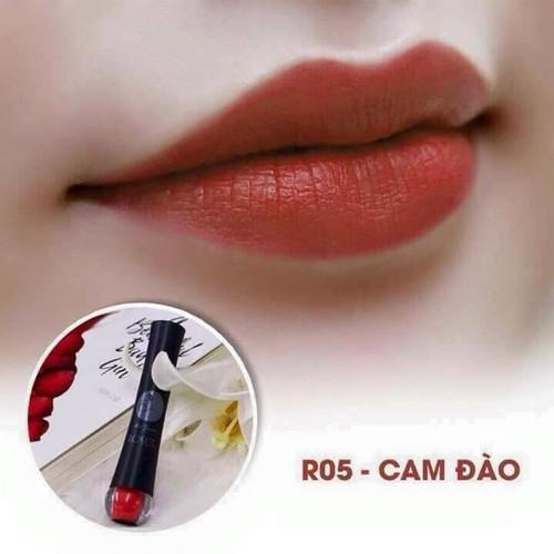 Son Roses Có Tem và Phiếu Bảo Hành màu 05 Cam Đào