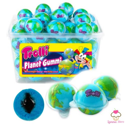 Kẹo dẻo Trolli Planet Gummi Thố 1,128kg - Đức