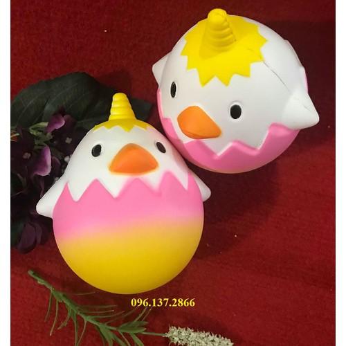 Squishy gà nở trứng to bự - 18042475 , 23882831 , 15_23882831 , 55500 , Squishy-ga-no-trung-to-bu-15_23882831 , sendo.vn , Squishy gà nở trứng to bự