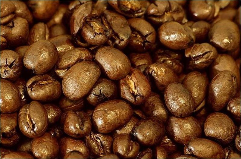 Cà phê Robus Mạnh Mẽ - Gói 500gr - Thành phần hạt Robusta & Culi nguyên chất có bơ - Thương hiệu Rey Cafe 2