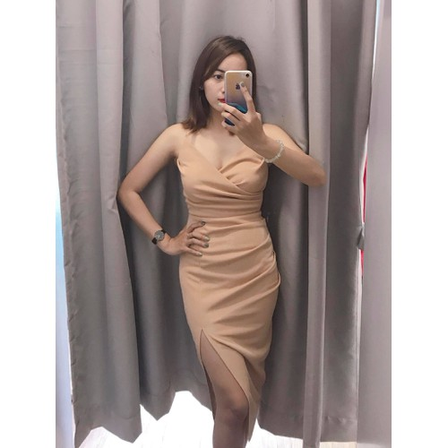 Đầm ôm nữ dễ thương