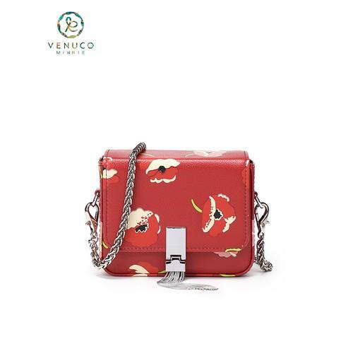 Túi xách nữ cầm tay hoặc đeo chéo chính hãng Tây Ban Nha Venuco Madrid B214