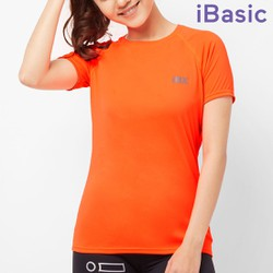 Áo thể thao tay ngắn iBasic IBX045 - Nhiều màu