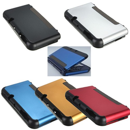 case ốp alu Nintendo New 3ds XL LL - 7777460 , 18703880 , 15_18703880 , 190000 , case-op-alu-Nintendo-New-3ds-XL-LL-15_18703880 , sendo.vn , case ốp alu Nintendo New 3ds XL LL
