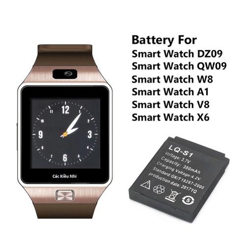 Pin đồng hồ thông minh LQ-S1 | QN-01 | RYX-NX9 | DS1 DZ 09 DZ09 | A1 A8L A8Li A9L | GM08 W8 V8 X6 QW09 - 9035739 , 18702125 , 15_18702125 , 19000 , Pin-dong-ho-thong-minh-LQ-S1-QN-01-RYX-NX9-DS1-DZ-09-DZ09-A1-A8L-A8Li-A9L-GM08-W8-V8-X6-QW09-15_18702125 , sendo.vn , Pin đồng hồ thông minh LQ-S1 | QN-01 | RYX-NX9 | DS1 DZ 09 DZ09 | A1 A8L A8Li A9L | GM08