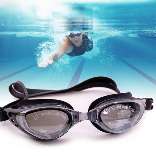 Kính bơi Shenyu tráng UV kèm bịt tai