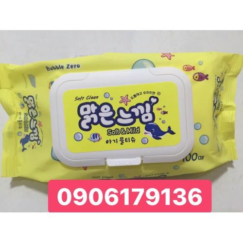 Khăn giấy ướt Hàn Quốc Soft & Mild - 100 tờ - 9041484 , 18710959 , 15_18710959 , 26000 , Khan-giay-uot-Han-Quoc-Soft-Mild-100-to-15_18710959 , sendo.vn , Khăn giấy ướt Hàn Quốc Soft & Mild - 100 tờ