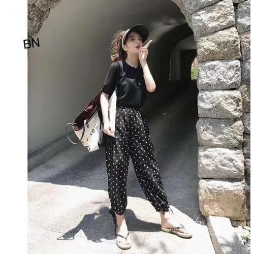 set đồ nữ đẹp chất cá tính dễ thương giá rẻ áo trơn quần bom bi  BN 86891 - 9046716 , 18718464 , 15_18718464 , 186000 , set-do-nu-dep-chat-ca-tinh-de-thuong-gia-re-ao-tron-quan-bom-bi-BN-86891-15_18718464 , sendo.vn , set đồ nữ đẹp chất cá tính dễ thương giá rẻ áo trơn quần bom bi  BN 86891