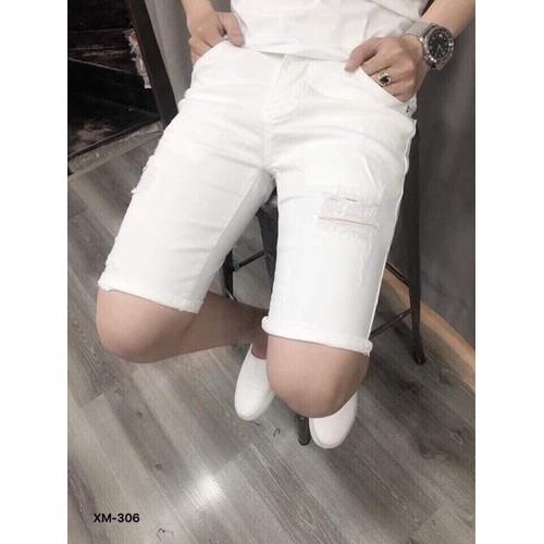 Quần Short Jeans Thời Trang Cao Cấp