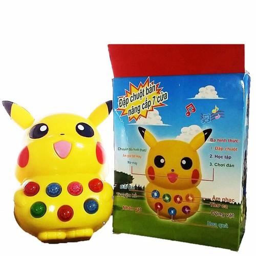 Đồ chơi giáo dục sớm cho bé Pokemon kể chuyện thông minh