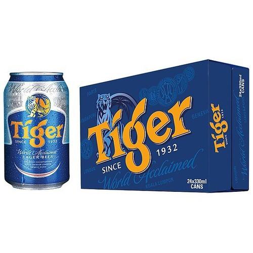 Thùng Bia Tiger 24 lon - 4823995 , 18706099 , 15_18706099 , 326000 , Thung-Bia-Tiger-24-lon-15_18706099 , sendo.vn , Thùng Bia Tiger 24 lon