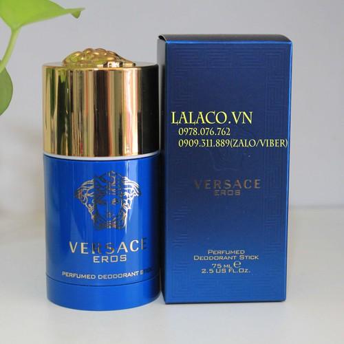 Lăn khử mùi Versace Eros 75ml