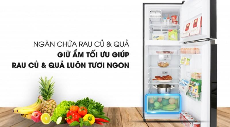 Tủ lạnh Toshiba Inverter 180L GR-B22VU UK 7