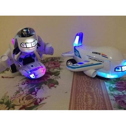 Đồ chơi máy bay biến hình robot  Cn293