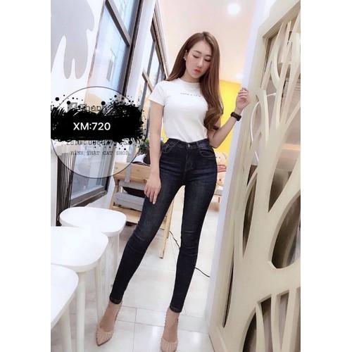 Quần jeans nữ dài năng động - 9045782 , 18717399 , 15_18717399 , 169000 , Quan-jeans-nu-dai-nang-dong-15_18717399 , sendo.vn , Quần jeans nữ dài năng động