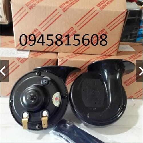 Cặp Còi sên - Kèn sên ô tô -Xe máy NIPPON - 4822582 , 18699949 , 15_18699949 , 210000 , Cap-Coi-sen-Ken-sen-o-to-Xe-may-NIPPON-15_18699949 , sendo.vn , Cặp Còi sên - Kèn sên ô tô -Xe máy NIPPON