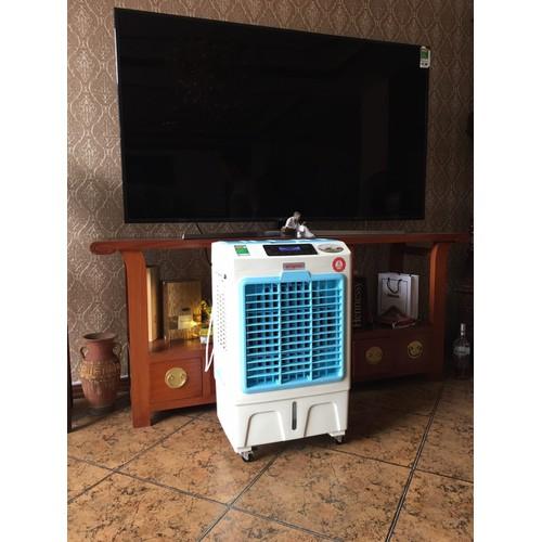 Quạt điều hòa làm mát không khí KOSMO E-4000 Thái Lan chính hãng công xuất lớn 200w làm mát rộng - 9061337 , 18738997 , 15_18738997 , 3650000 , Quat-dieu-hoa-lam-mat-khong-khi-KOSMO-E-4000-Thai-Lan-chinh-hang-cong-xuat-lon-200w-lam-mat-rong-15_18738997 , sendo.vn , Quạt điều hòa làm mát không khí KOSMO E-4000 Thái Lan chính hãng công xuất lớn 200w