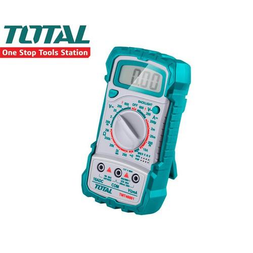 Đồng hồ vạn năng TOTAL TMT46001 - 9049423 , 18722573 , 15_18722573 , 265000 , Dong-ho-van-nang-TOTAL-TMT46001-15_18722573 , sendo.vn , Đồng hồ vạn năng TOTAL TMT46001