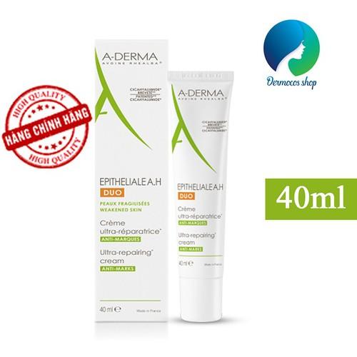 Kem phục hồi da A-Derma Epitheliale A.H Duo Ultra Repairing Cream 40ml