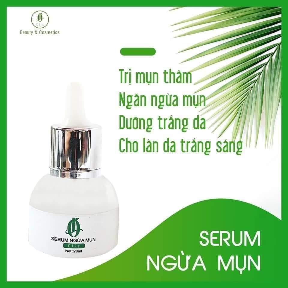 Serum Trị Mụn Olic (20ml)