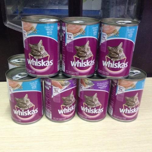 Thức ăn cho mèo trưởng thành pate Whiskas lon 400gr - 9051867 , 18725741 , 15_18725741 , 32000 , Thuc-an-cho-meo-truong-thanh-pate-Whiskas-lon-400gr-15_18725741 , sendo.vn , Thức ăn cho mèo trưởng thành pate Whiskas lon 400gr