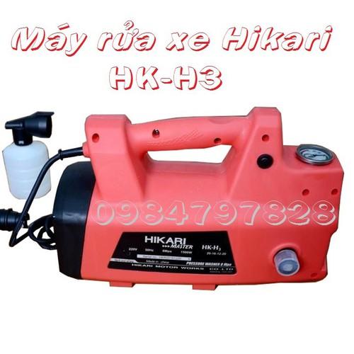 Máy rửa xe-Máy rửa xe gia đình Hikari Master HK-H3 - 9047011 , 18719038 , 15_18719038 , 2150000 , May-rua-xe-May-rua-xe-gia-dinh-Hikari-Master-HK-H3-15_18719038 , sendo.vn , Máy rửa xe-Máy rửa xe gia đình Hikari Master HK-H3