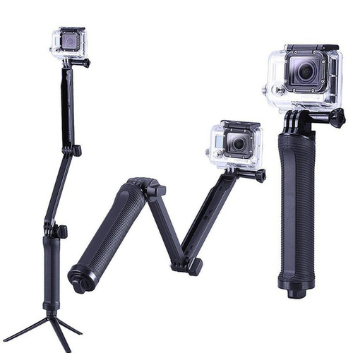 Gậy monopod selfie cho GoPro Hero - 3 Way monopod selfie