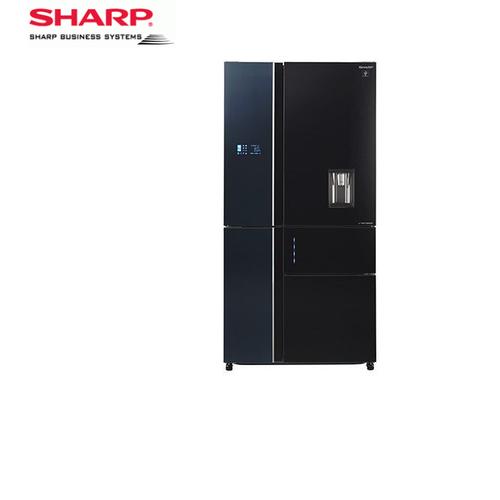 Tủ lạnh Sharp Inverter SJ-F5X75VGW-BK 665 lít - 9049805 , 18722975 , 15_18722975 , 40990000 , Tu-lanh-Sharp-Inverter-SJ-F5X75VGW-BK-665-lit-15_18722975 , sendo.vn , Tủ lạnh Sharp Inverter SJ-F5X75VGW-BK 665 lít
