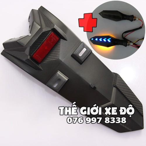 Bộ đuôi dè Fz Exciter 150 và đèn xinhan ex kiểu xi nhan led audi cho Exciter 150 - 9047656 , 18719735 , 15_18719735 , 55000 , Bo-duoi-de-Fz-Exciter-150-va-den-xinhan-ex-kieu-xi-nhan-led-audi-cho-Exciter-150-15_18719735 , sendo.vn , Bộ đuôi dè Fz Exciter 150 và đèn xinhan ex kiểu xi nhan led audi cho Exciter 150