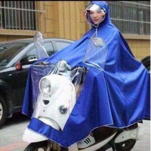 Áo mưa vải dệt Nhật