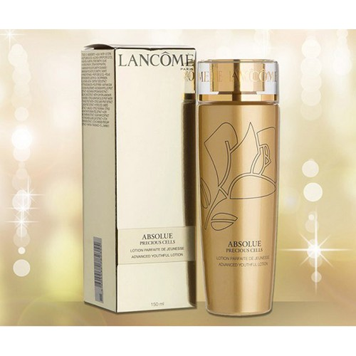 Nước hoa hồng ngừa lão hóa Lancôme Absolue Precious Cells Advanced Youthful Lotion 150ml của Pháp  - 5011441 , 18727780 , 15_18727780 , 2300000 , Nuoc-hoa-hong-ngua-lao-hoa-Lancome-Absolue-Precious-Cells-Advanced-Youthful-Lotion-150ml-cua-Phap-15_18727780 , sendo.vn , Nước hoa hồng ngừa lão hóa Lancôme Absolue Precious Cells Advanced Youthful Lotion
