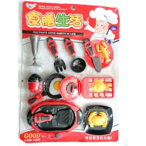 Vỉ đồ chơi nấu ăn cho bé - 7650564 , 18721956 , 15_18721956 , 90000 , Vi-do-choi-nau-an-cho-be-15_18721956 , sendo.vn , Vỉ đồ chơi nấu ăn cho bé
