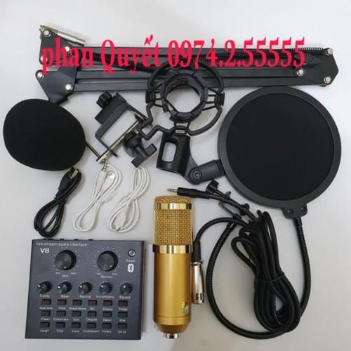 combo bộ míc thu âm livestream hát karaoke online micro WOAICHANG BM-900 CARD V8 bluetooth chân kep màng lọc bh 6 tháng - 9053716 , 18728426 , 15_18728426 , 600000 , combo-bo-mic-thu-am-livestream-hat-karaoke-online-micro-WOAICHANG-BM-900-CARD-V8-bluetooth-chan-kep-mang-loc-bh-6-thang-15_18728426 , sendo.vn , combo bộ míc thu âm livestream hát karaoke online micro WOAIC