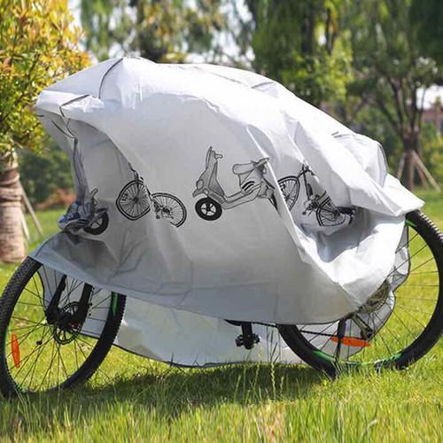 Bạt phủ xe máy xe đạp