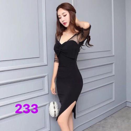 ĐẦM THỜI TRANG SANG TRỌNG Size XL-XXL-3XL