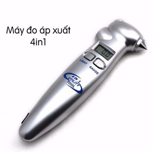 máy đo áp suất lốp