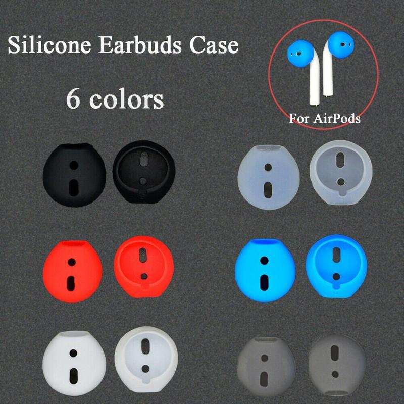 Combo Nút cao su và Dây deo chống rơi dùng cho tai nghe Apple AirPods-PK182