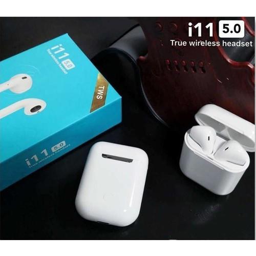 Tai Nghe Bluetooth i11 cao cấp nút cảm ứng - 9061834 , 18739820 , 15_18739820 , 210000 , Tai-Nghe-Bluetooth-i11-cao-cap-nut-cam-ung-15_18739820 , sendo.vn , Tai Nghe Bluetooth i11 cao cấp nút cảm ứng