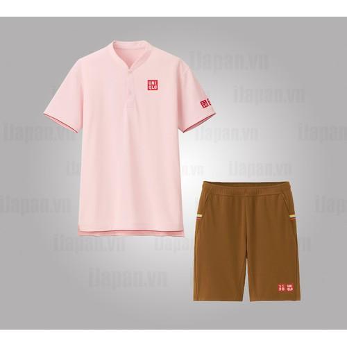 Bộ tennis Uniqlo RF Thượng Hải Masters 2018 màu hồng- 417789 - 9051487 , 18725312 , 15_18725312 , 1620000 , Bo-tennis-Uniqlo-RF-Thuong-Hai-Masters-2018-mau-hong-417789-15_18725312 , sendo.vn , Bộ tennis Uniqlo RF Thượng Hải Masters 2018 màu hồng- 417789