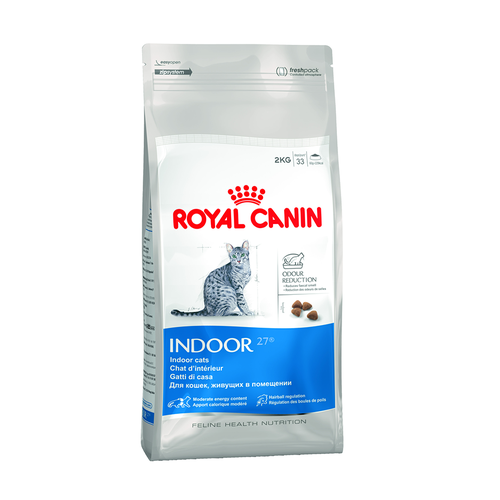 Thức ăn cho mèo Canin Indoor dành cho mèo lười vận động 2kg