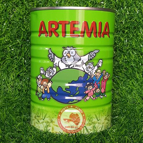 Trứng Artemia Mỹ - Con Nhỏ Và Tỉ Lệ Nở Cao - 50g