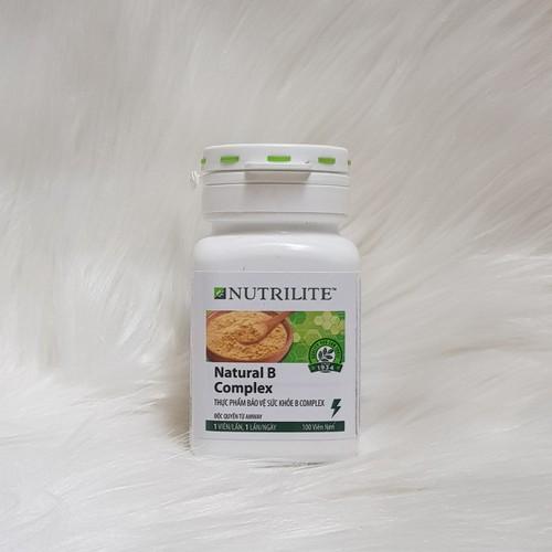 VITAMIN B COMPLEX NUTRILITE AMWAY 100 Viên - 7651572 , 18729767 , 15_18729767 , 362000 , VITAMIN-B-COMPLEX-NUTRILITE-AMWAY-100-Vien-15_18729767 , sendo.vn , VITAMIN B COMPLEX NUTRILITE AMWAY 100 Viên