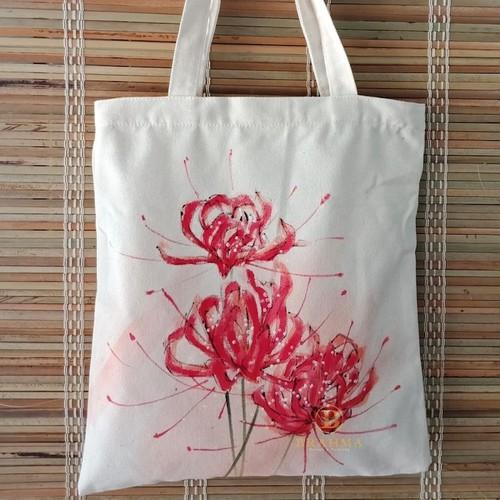 [Hội An ] -túi vải bố Vẽ Tay  [ Túi Bố CANVAS, Túi TOTE ]  Handmade #6 Đẹp Nhất   Vẽ Áo Dài Brahma