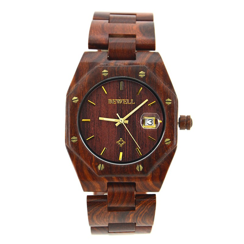 Đồng hồ đeo tay nam bewell chính hãng giá rẻ 3