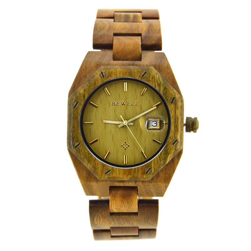 Đồng hồ đeo tay nam bewell chính hãng giá rẻ 1