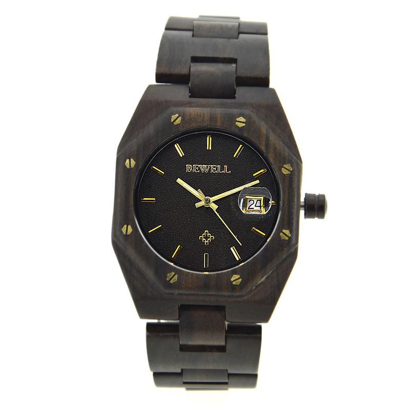Đồng hồ đeo tay nam bewell chính hãng giá rẻ 5