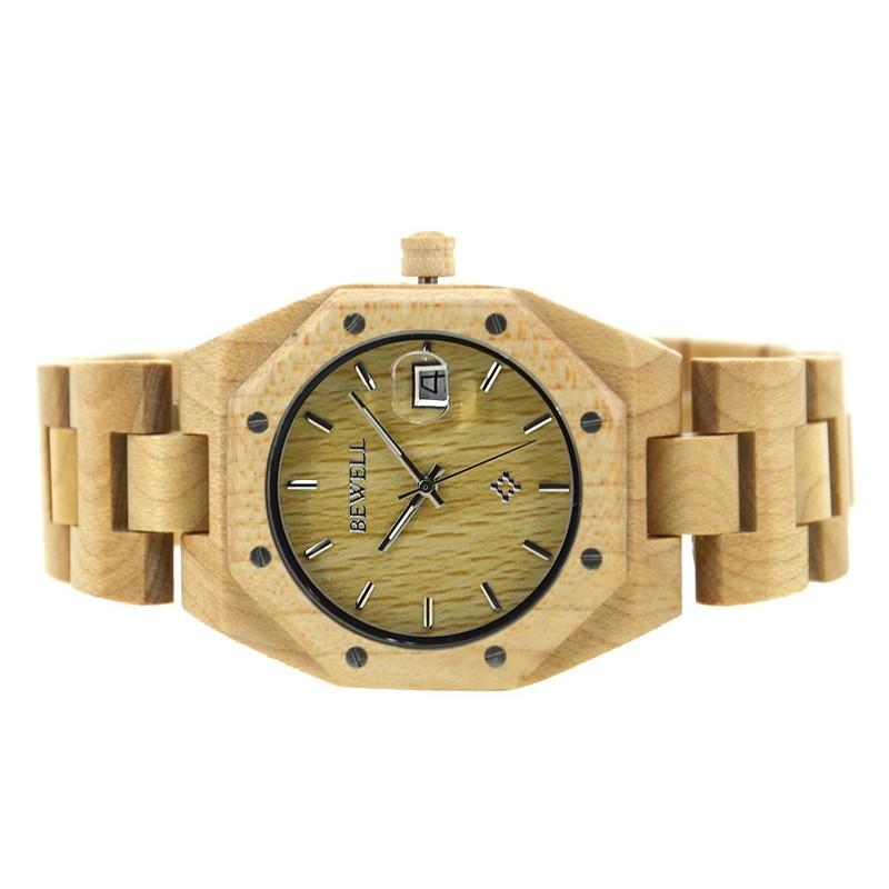 Đồng hồ đeo tay nam bewell chính hãng giá rẻ 8