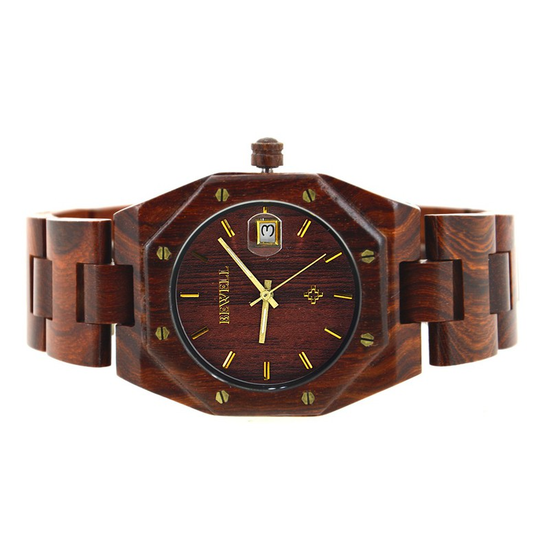 Đồng hồ đeo tay nam bewell chính hãng giá rẻ 4