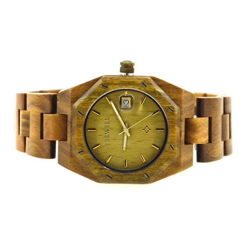 Đồng hồ đeo tay nam bewell chính hãng giá rẻ 2